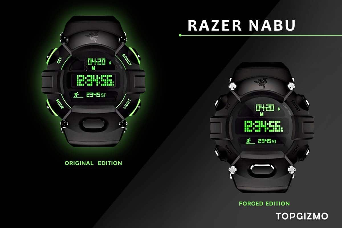 Razer Nabu Smartwatch Review Next Gen From A Gaming Watch Console Producer