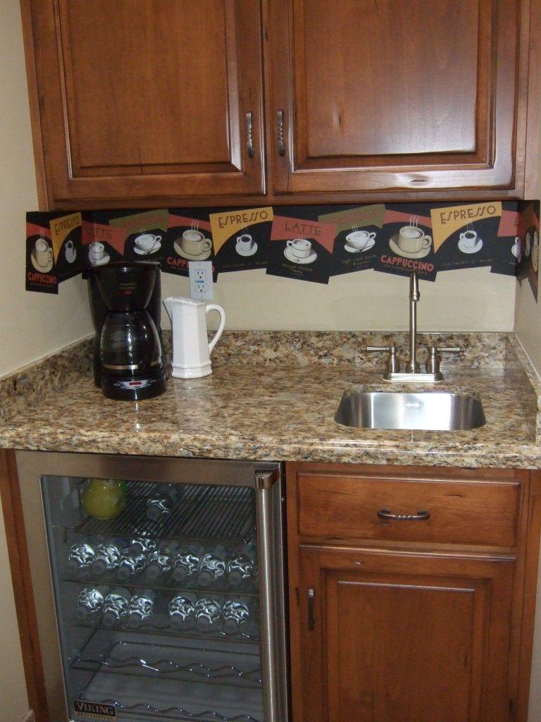 Coffee Bar Area Coffee Bars In Kitchen Home Coffee Bar Coffee Bar