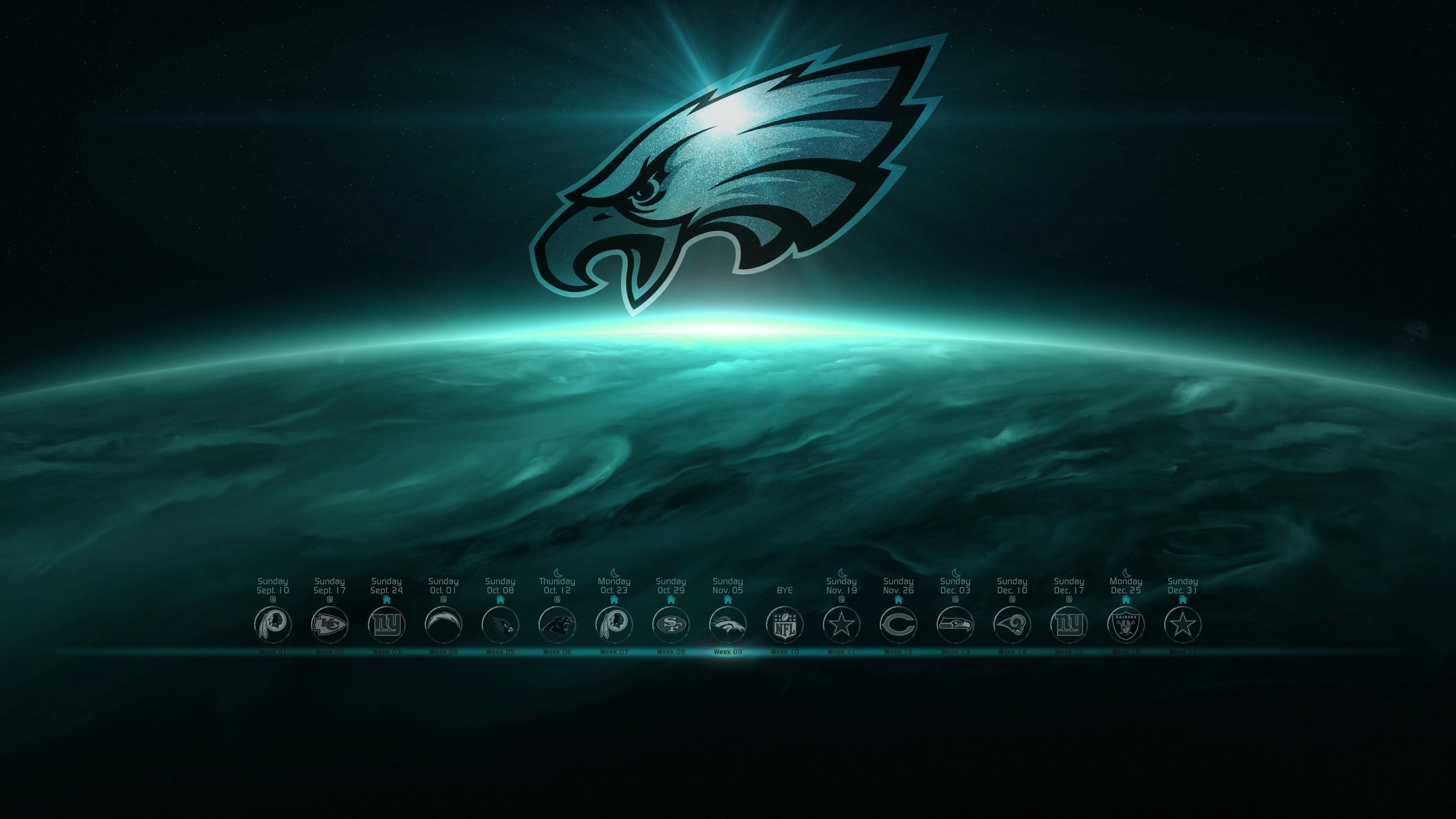 3840x2160 3840x2160 Philadelphia Eagles Wallpaper 2017 With