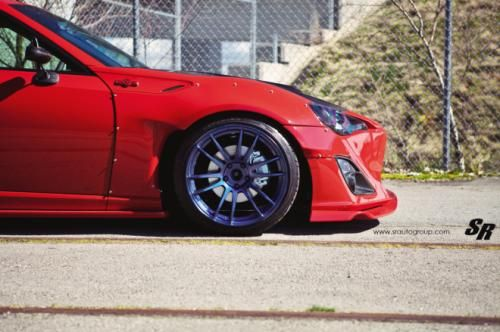 Scion FR S By SR Auto Group