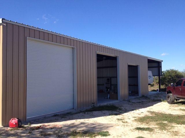 Unique Steel Building Gym