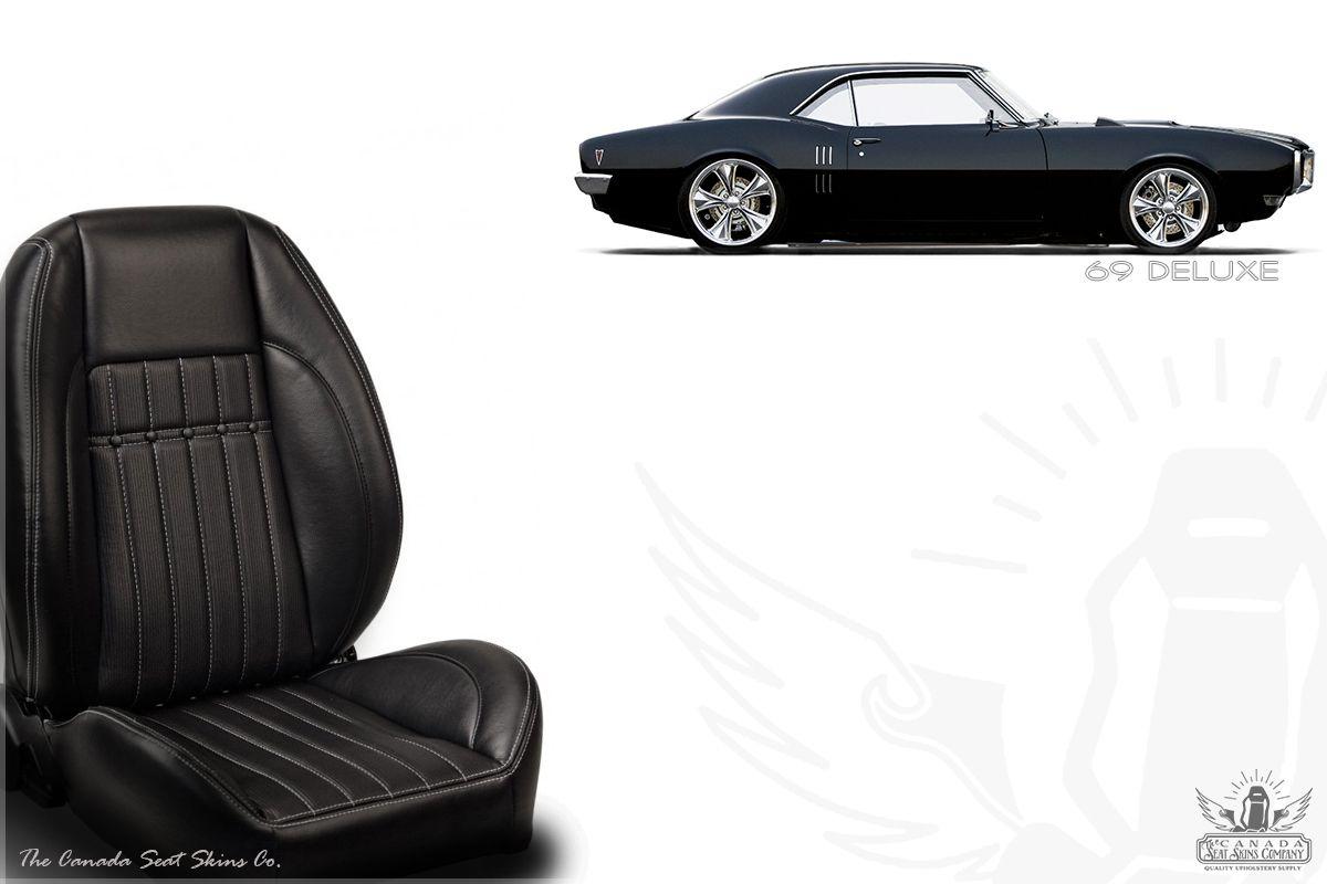 1967 1969 Firebird Restomod Seats Pontiac Firebird Firebird Pontiac