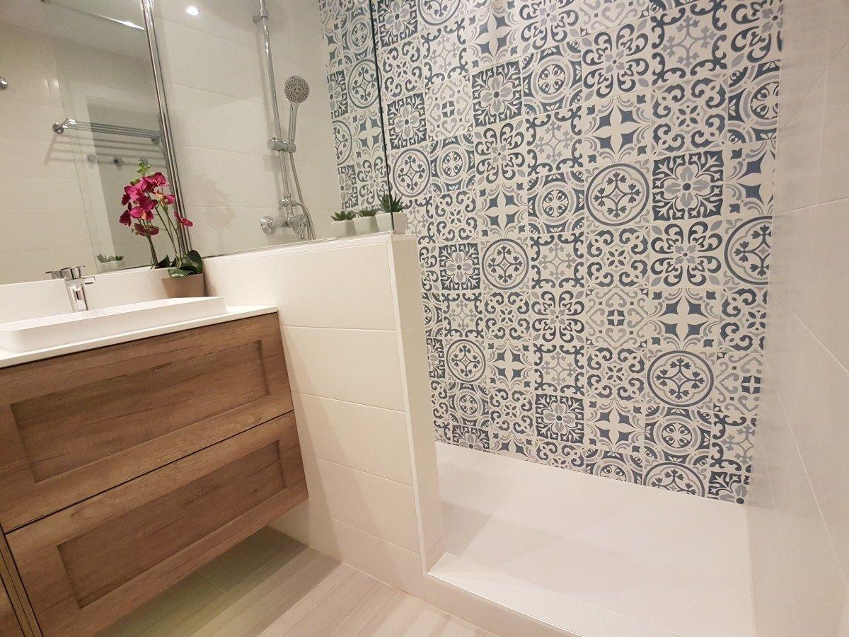 Baño | Azulejos Peña | Diseño baños pequeños, Modelos de ...