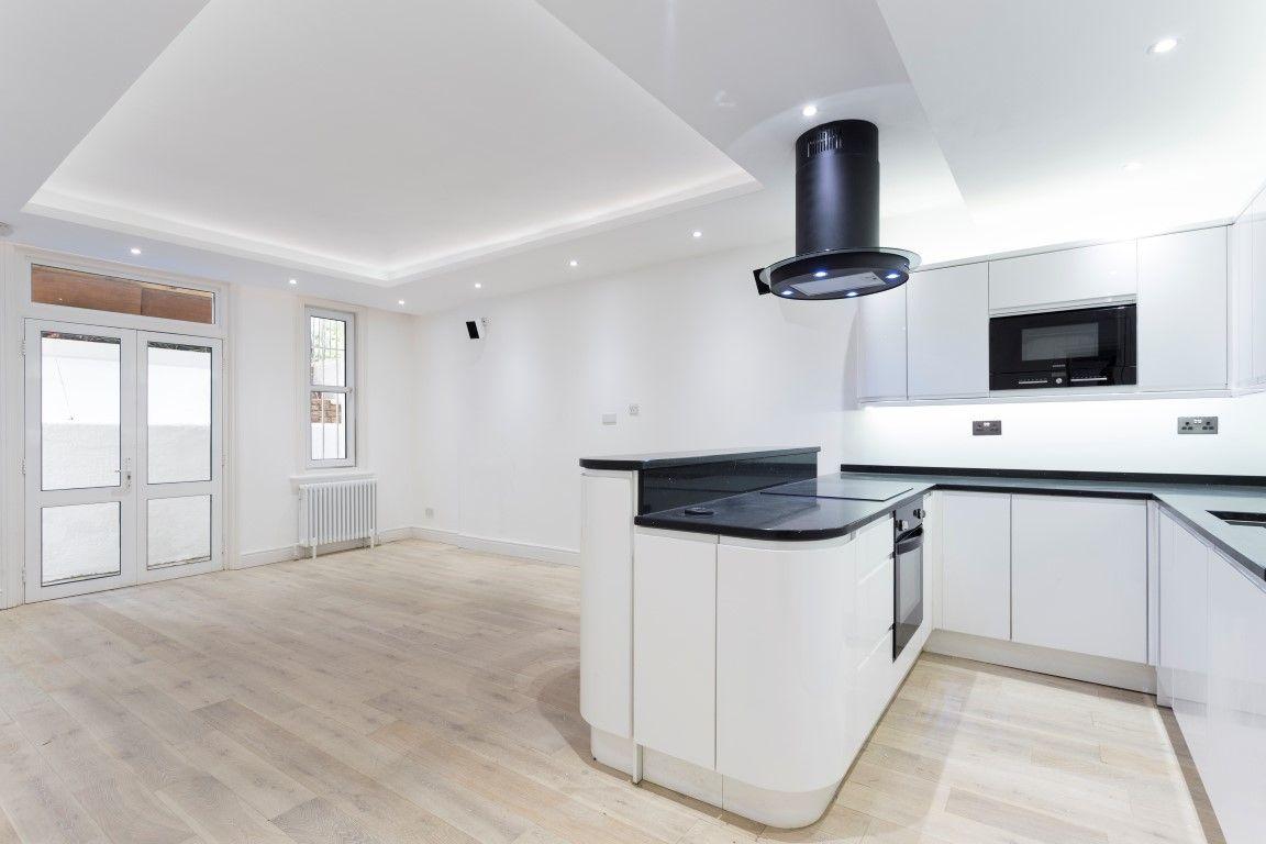 Loft bedroom regulations  Kitchen basement flat London SW cutlerandbond basementflat