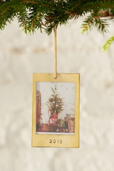 Insta ornament frame. Perfect for a photographer\'s tree | Photo ...