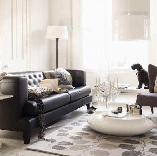 Old-school Glamour Wohnzimmer Wohnideen Living Ideas Interiors ...
