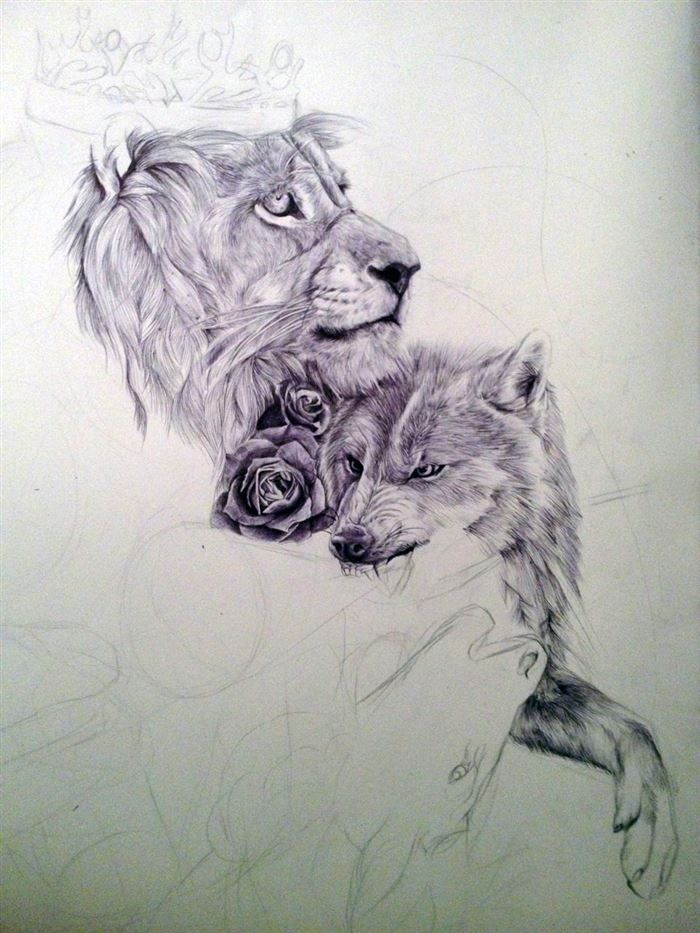 This Amazing Artist Captures The Animals From Game of Thrones: And She's Only Nineteen!