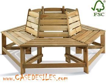 banc de jardin en bois 200cm karel 823 bancs en bois contour et bancs. Black Bedroom Furniture Sets. Home Design Ideas