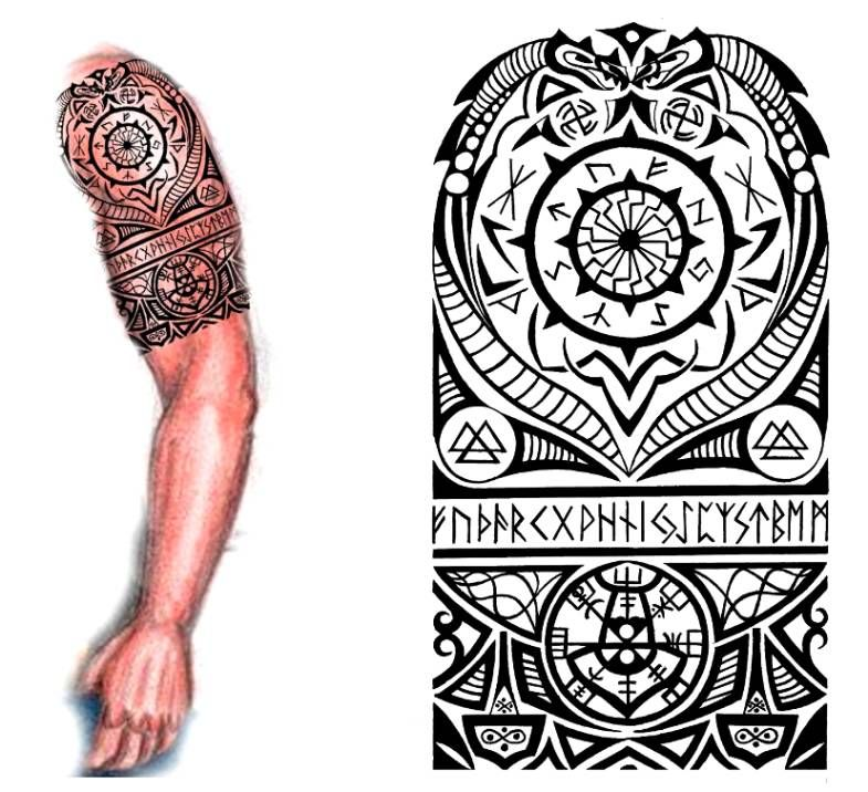 Norse tattoo designs google search tattoo inspiration for Ancient scandinavian designs