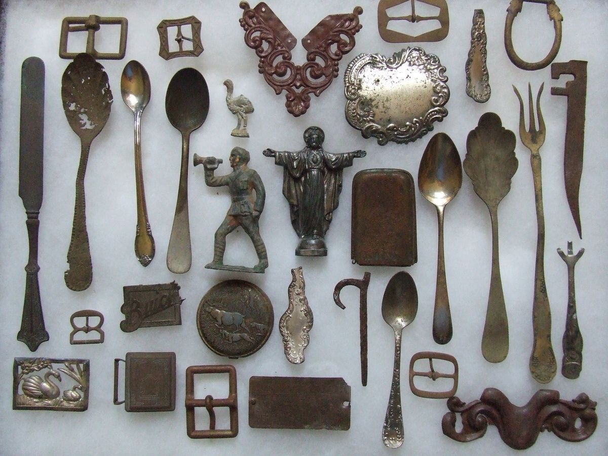 Metal Detecting Finds | Collections We Love | Pinterest ...