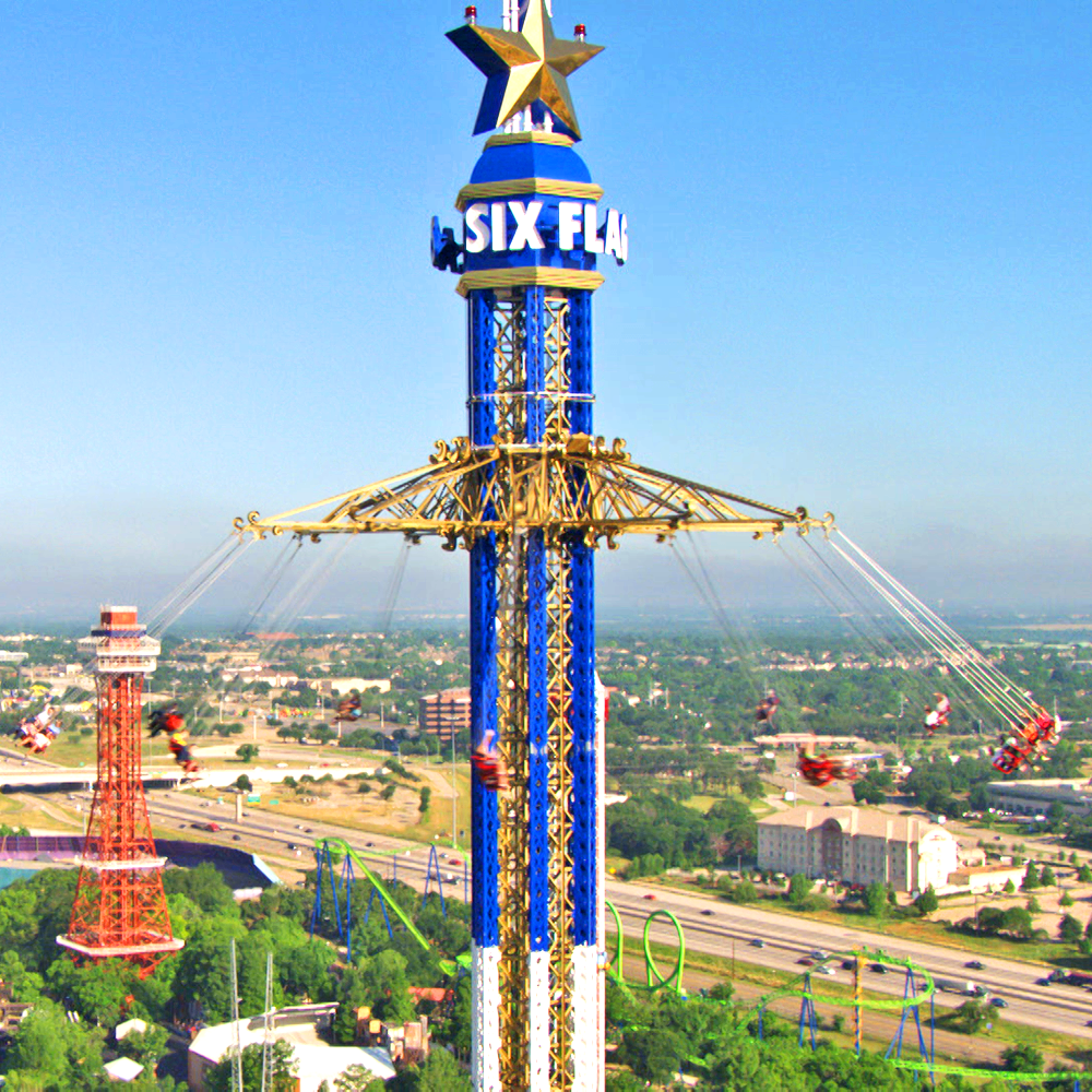 Pin By Calvin Simpson On Dallas Fort Worth Six Flags