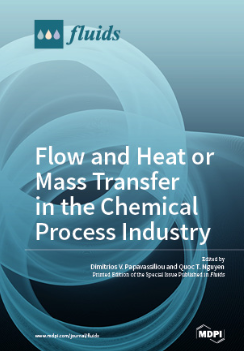 Flow and Heat or Mass Transfer in the Chemical Process