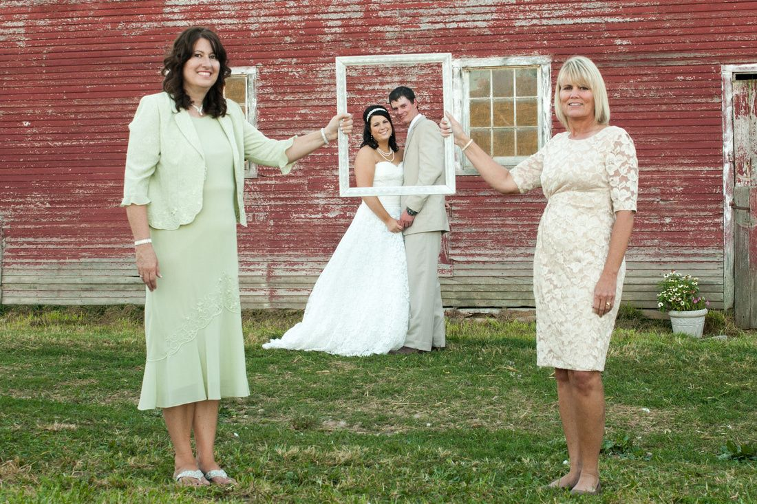 Mother of the bride & groom