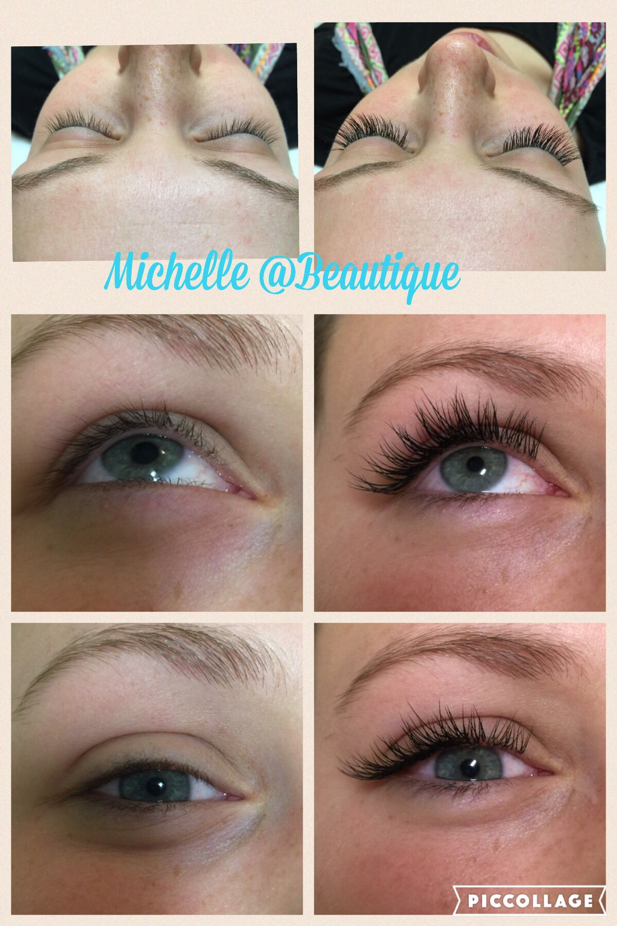 Views Of Lash Extensions Im In Love With Nova Minx Lashes
