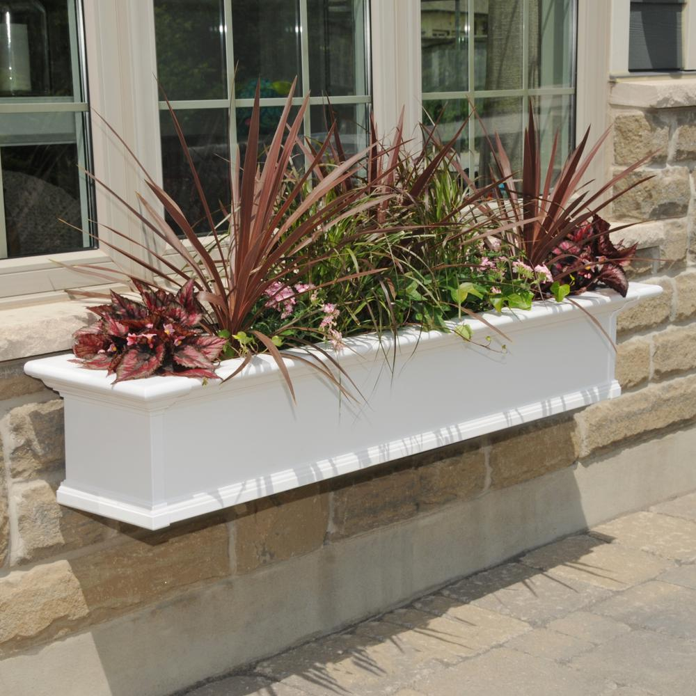 Pin on Window planter boxes
