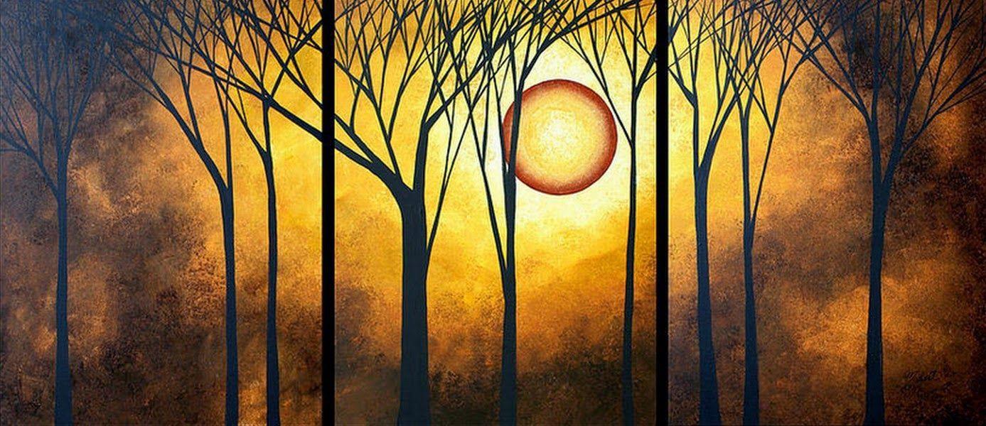 Pintura y fotograf a art stica dibujos f ciles para - Pintar en lienzo para principiantes ...