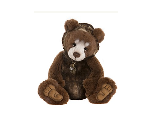 Pamper Plush 2018 NEW Charlie Bears