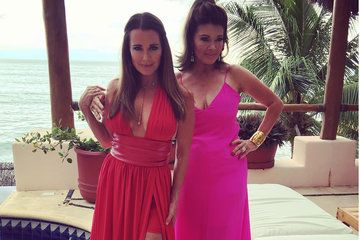 """Kyle Richards on Why Mexico Is So Close to Her Heart: """"I Was Mexican in a Past Life!"""""""