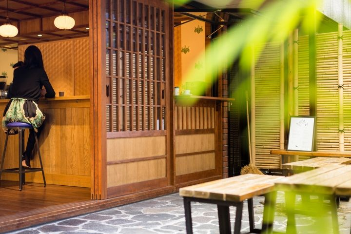 Cafe Kitsune by FHC, Tokyo