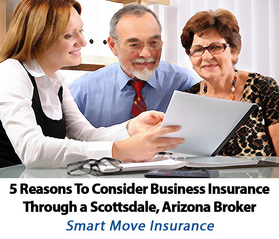 Reasons To Get Business Insurance With Scottsdale Broker Reverse