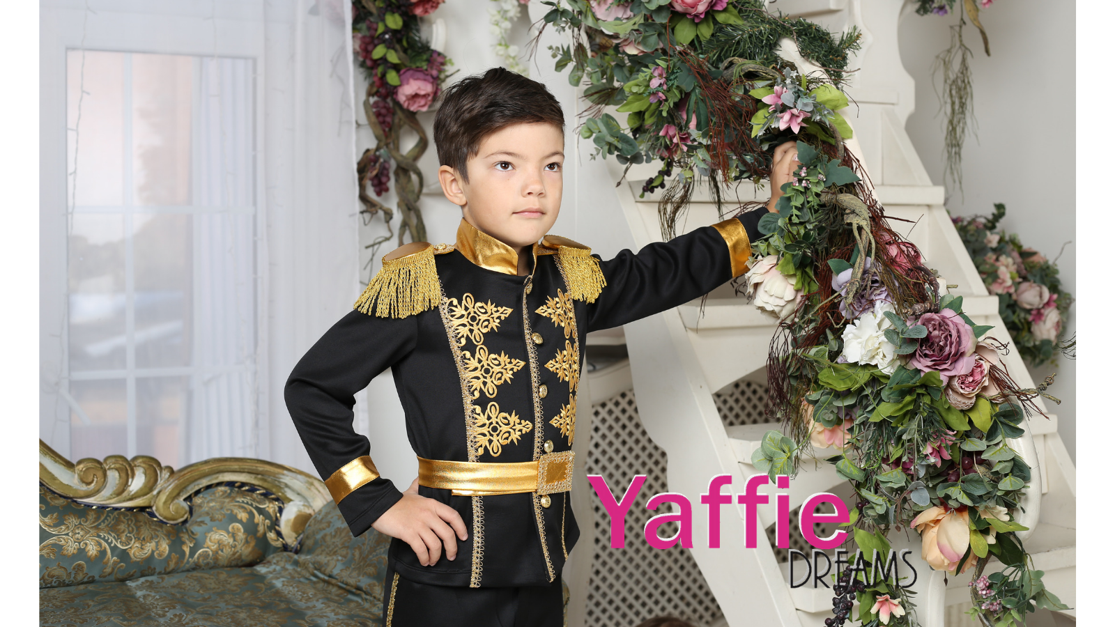 Adult Prince Charming Costume Cinderella Prince Cosplay Full Set FREE P/&P