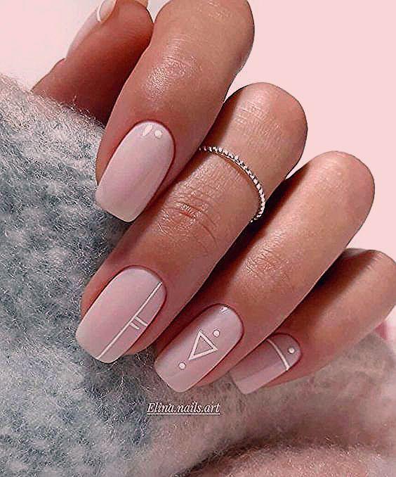 Photo of 100 besten quadratischen Acrylnageldesigns für kurze Nagelsärge Nail Design Nail Ideas Nail Nail