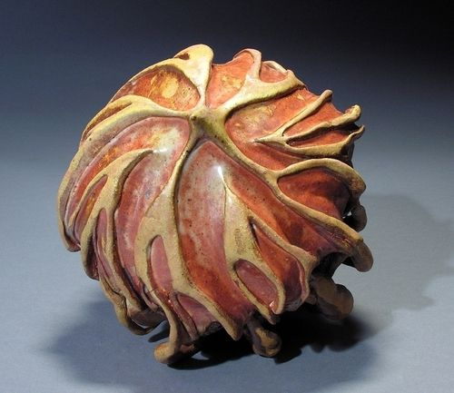 Liz Lescault Biomorphic Sculpture and Ceramic Art