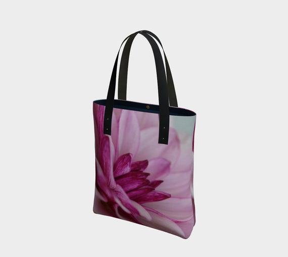 Janecraft Black Tote Bag