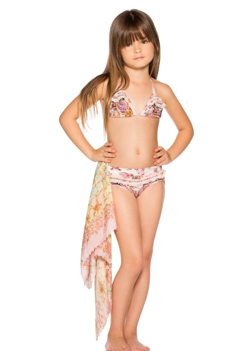 Bendito Canela Kids Swimsuits Swimwear At The Cabana