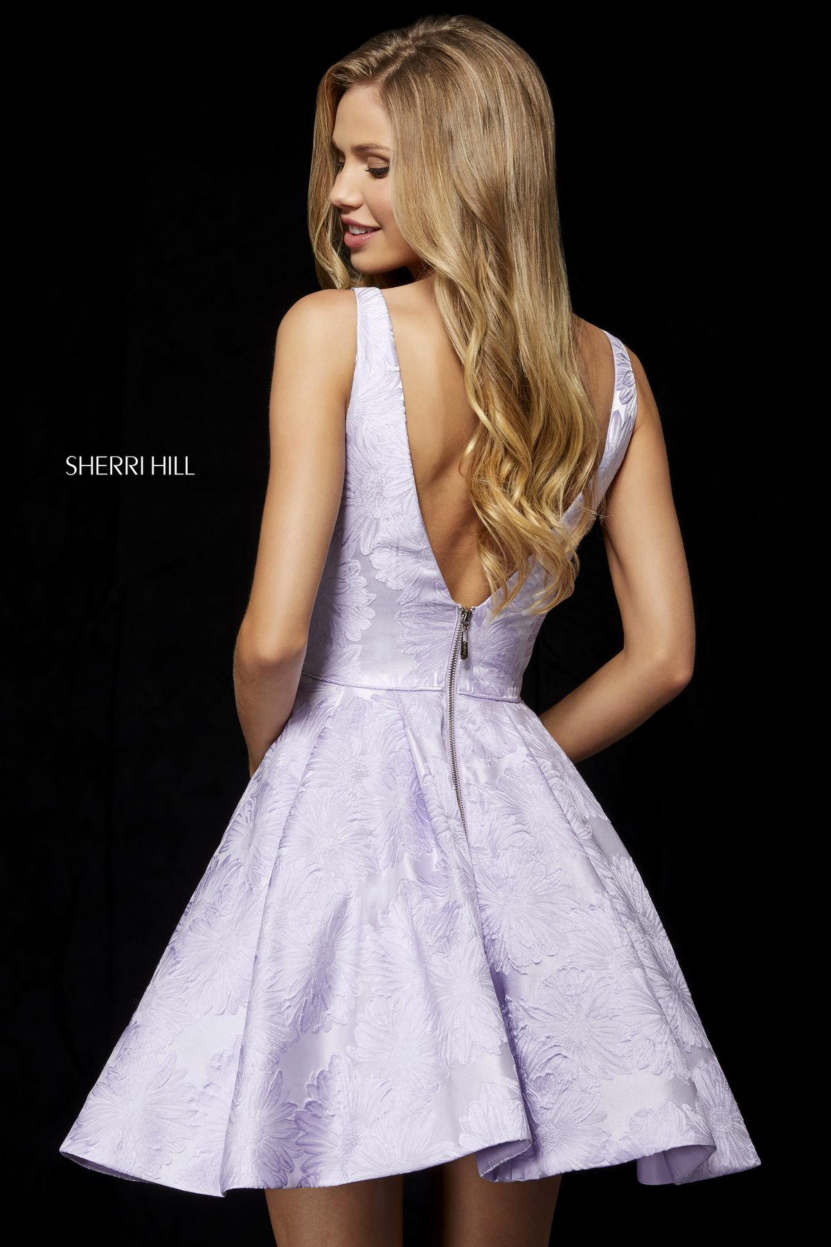 e5439764c7 Style  52177 – Sherri Hill Sherri Hill Homecoming Dresses