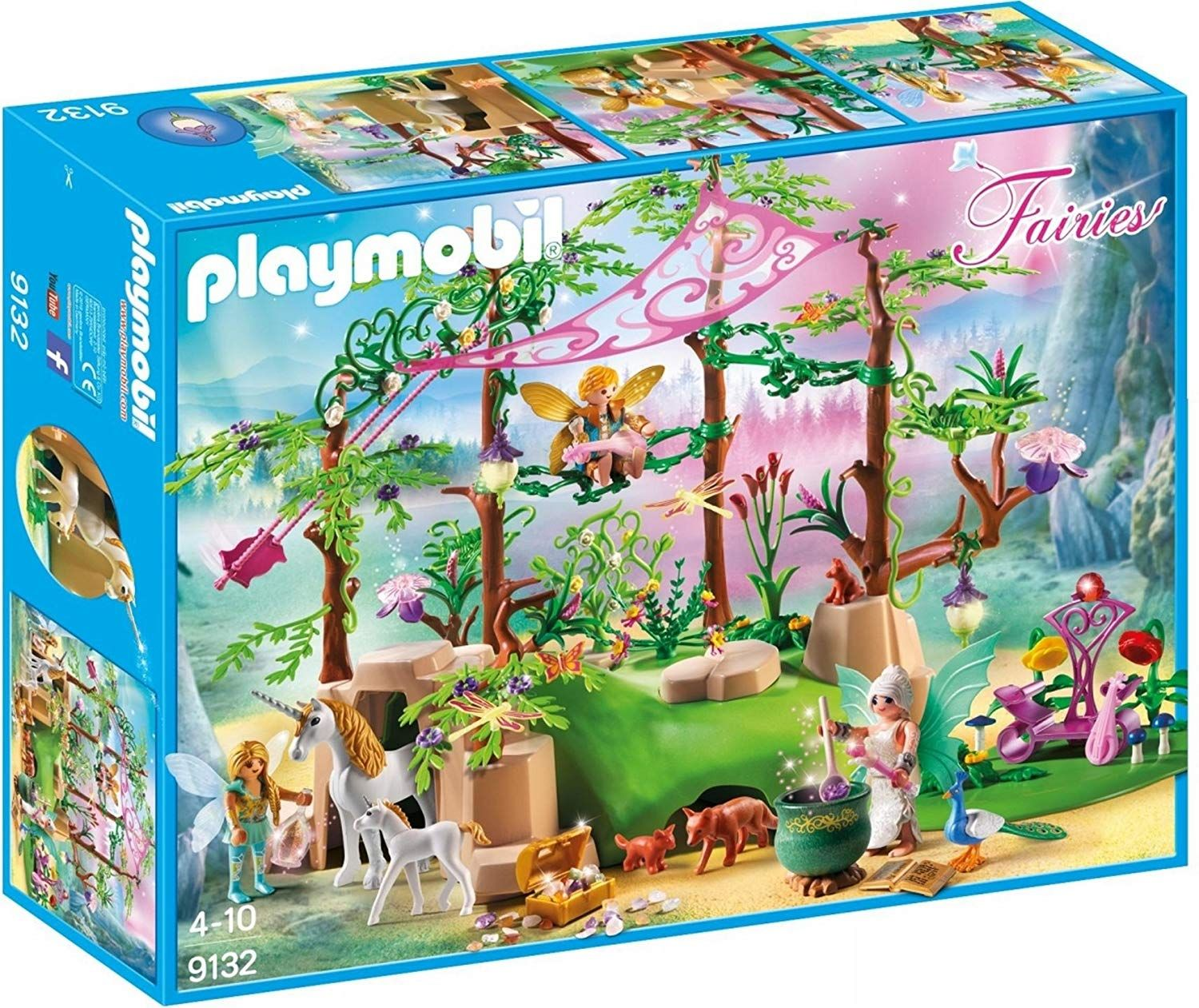 Playmobil Princess 5475 Magic Crystal Lake Top Toys For Girls Age 6 To 8 All The Latest Toys They Re