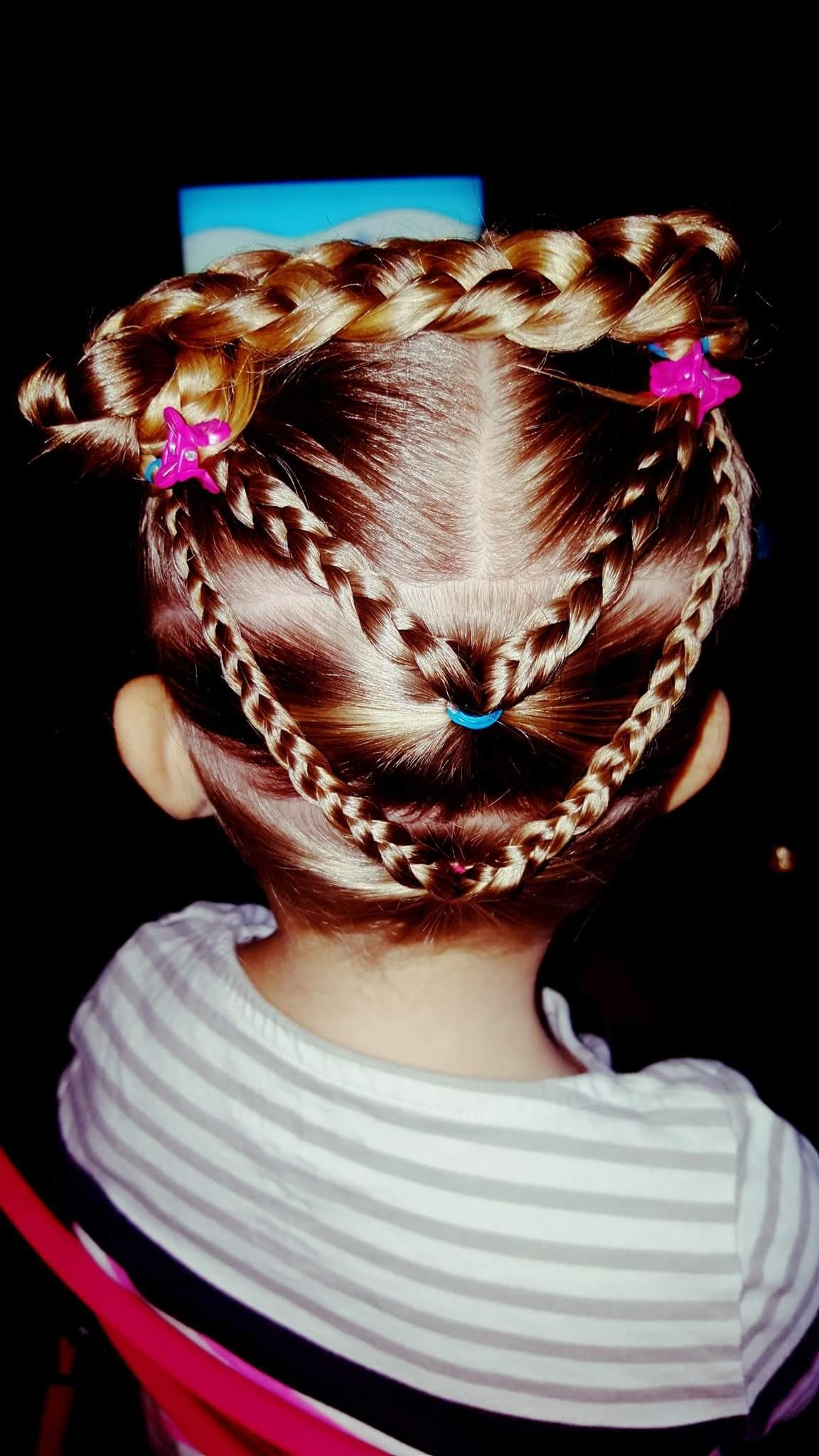 Pin by dy jones on my god daughters hairstyles pinterest