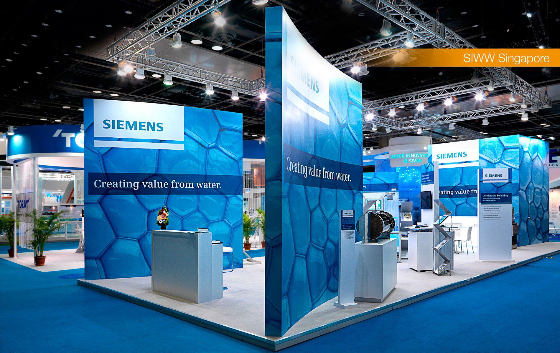 Exhibition A Booth : Siemens booth design google 검색 exhibit