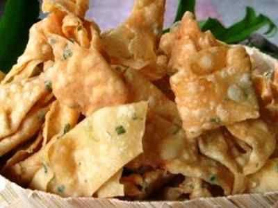 Resep Keripik Bawang Enak Asli Renyah Paling Gurih Bumbu Balado Makanan Ringan Pedas Resep Masakan Jepang Resep