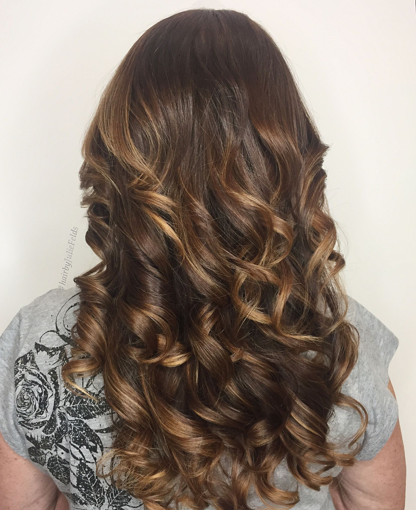 A Beautiful Haircut And Blowout For Patricia Done By Our