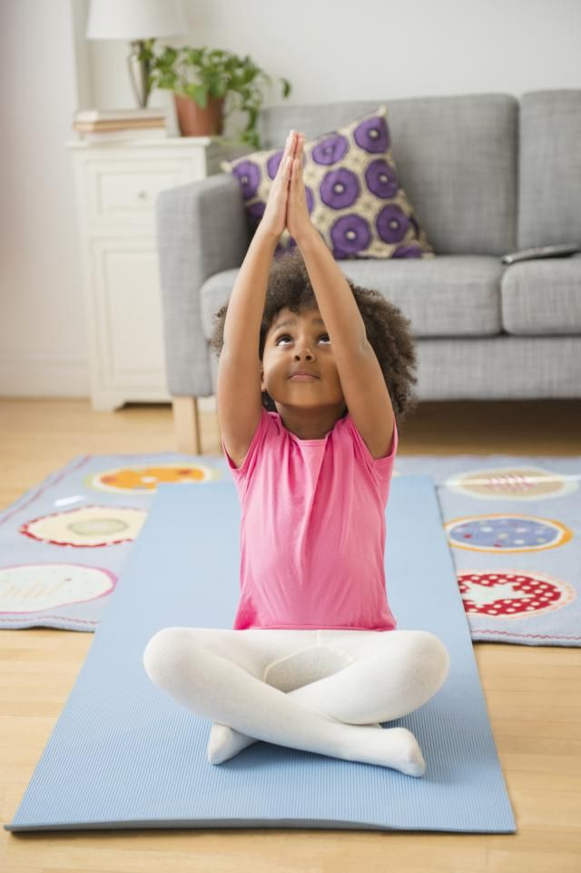 How to Make Stress Relief Part of Your Kids' Lives ...