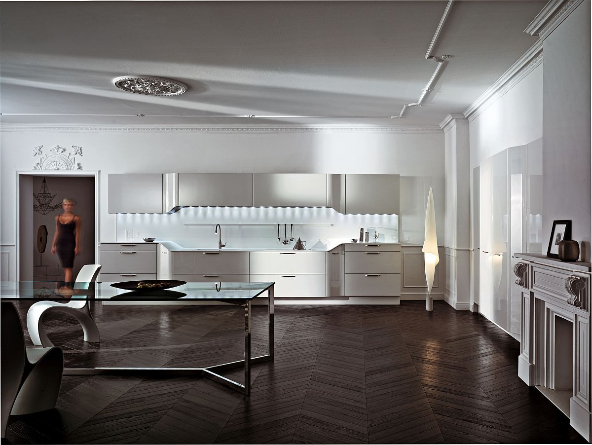 70 Years Of Snaidero A Global Icon Of Italian Kitchen Design Fascinating Design Kitchens Online Design Inspiration