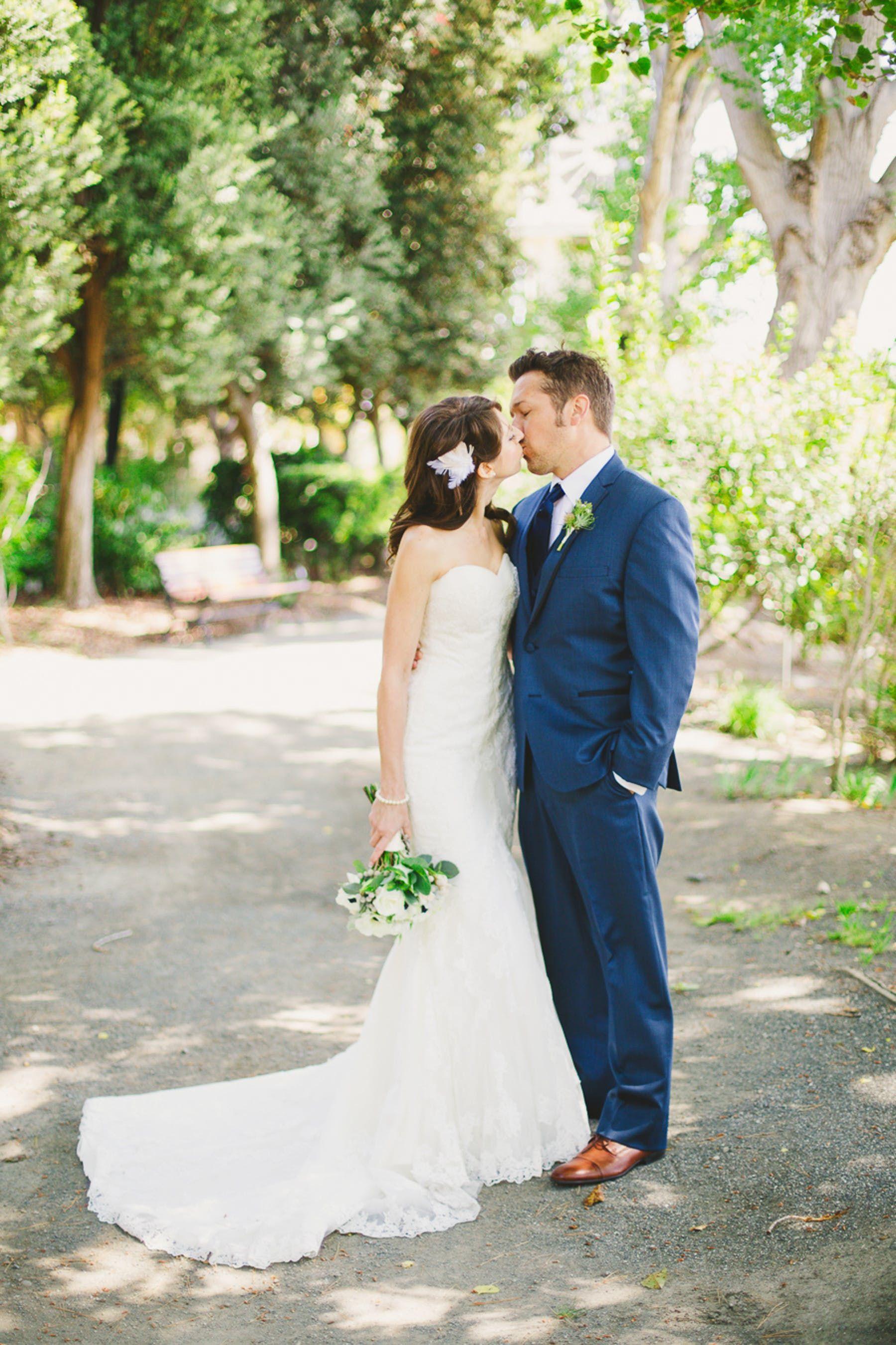 Intimate Rustic Garden Wedding at Rengstorff House is part of garden Wedding Attire - Intimate Rustic Garden Wedding at Rengstorff House