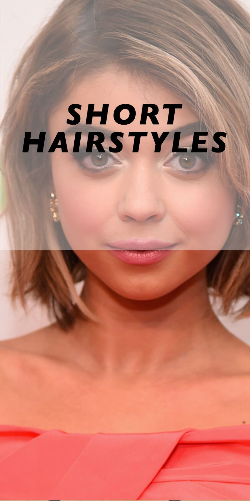 Sarah hylandus bob short hairstyles pinterest short hair