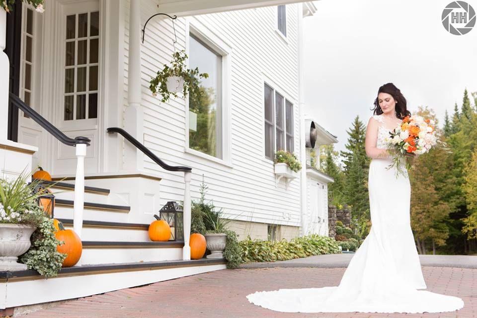 Blair Hill Inn Greenville Maine Destination Weddings Photography