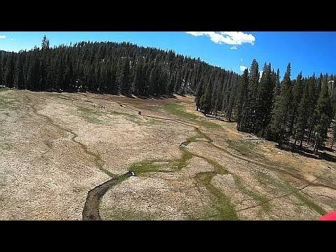 Will a quadcopter fly at 8,300 ft?  Let's find out.