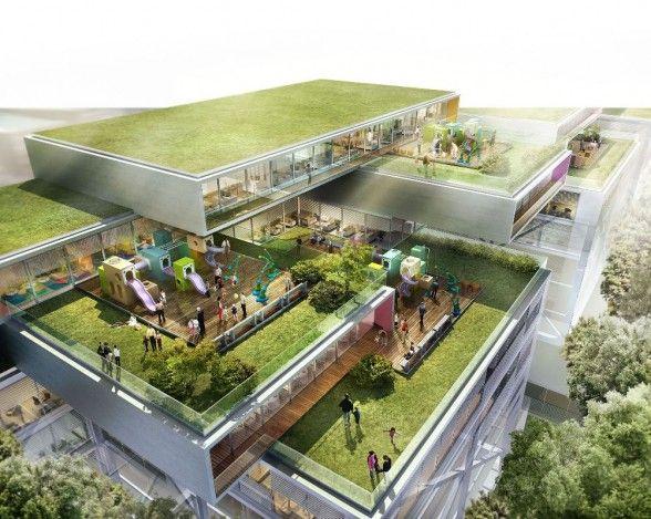 Hospital Architecture Buscar Con Google Dise 241 O De