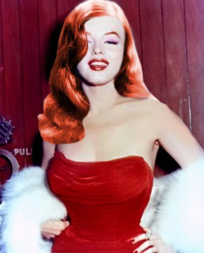 Real jessica rabbit look alike galleries 704