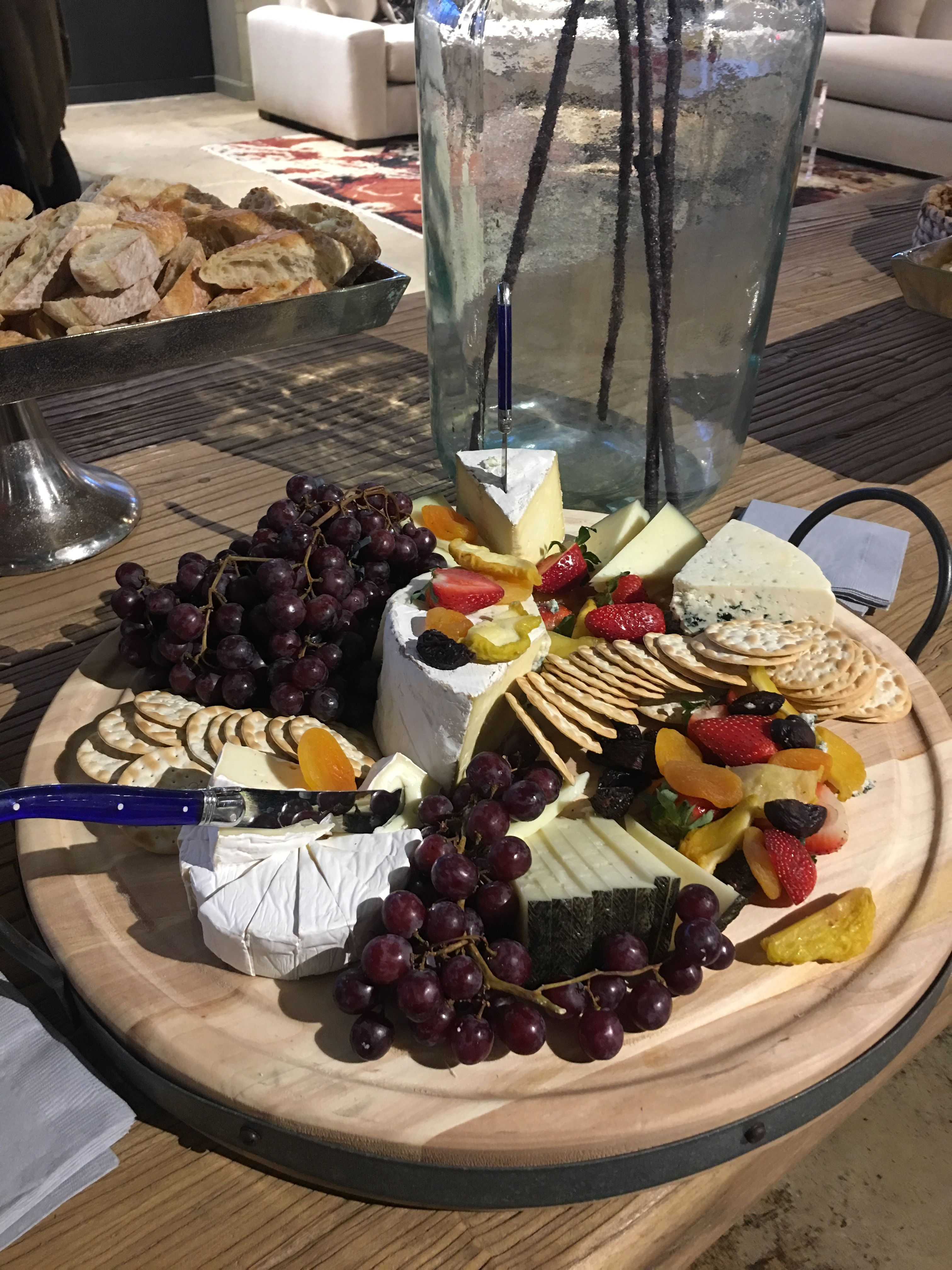 Pin by cristiane weiss on cheese plate cheese plate