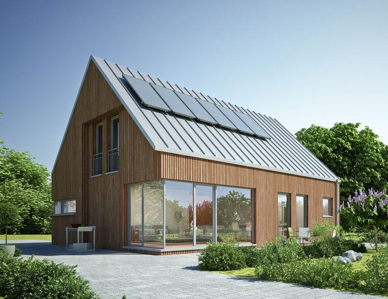 Fassadengestaltung holz  Fassade aus Holz und Glas | Fassaden Ideen | Pinterest | Fassaden ...