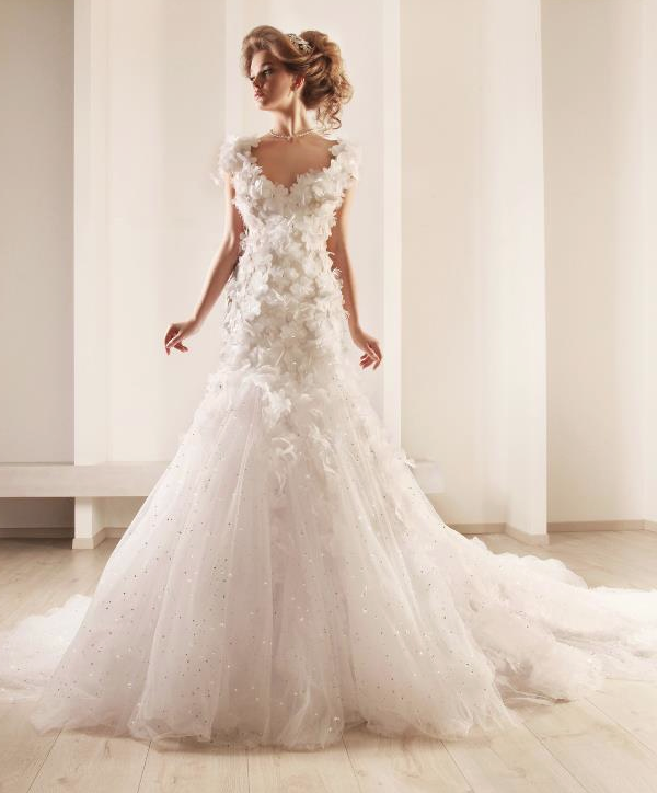 Couture Rami Kadi Wedding Dresses for the Fabulous Fashionista Bride