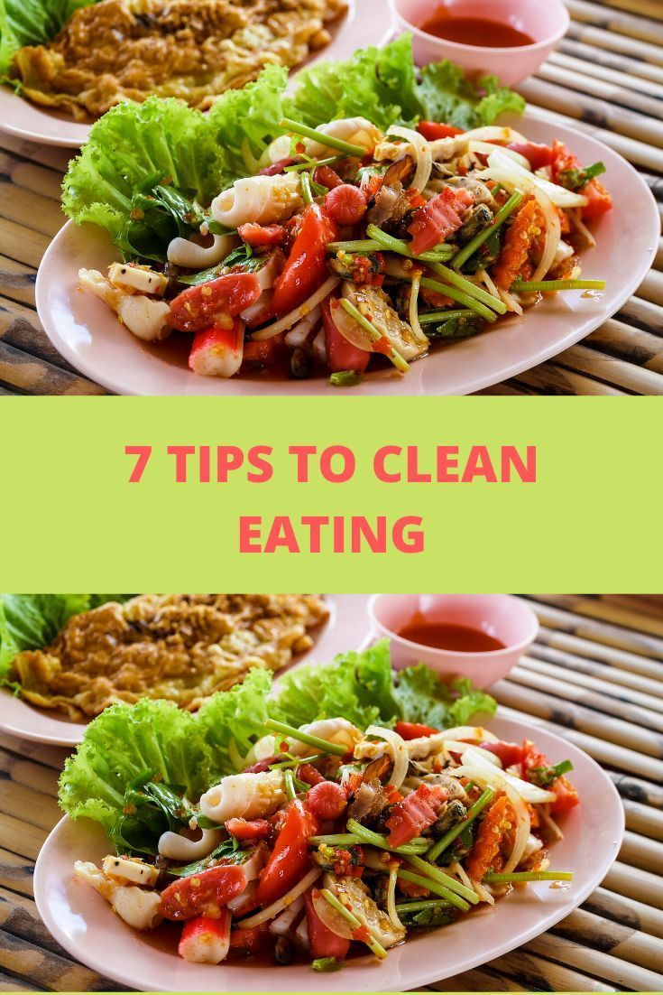 These 7 tips are perfect for beginners to follow Learn the perfect snacks Learn how to have a nutritious breakfast Clean eating made easyThese 7 tips are perfect for begi...