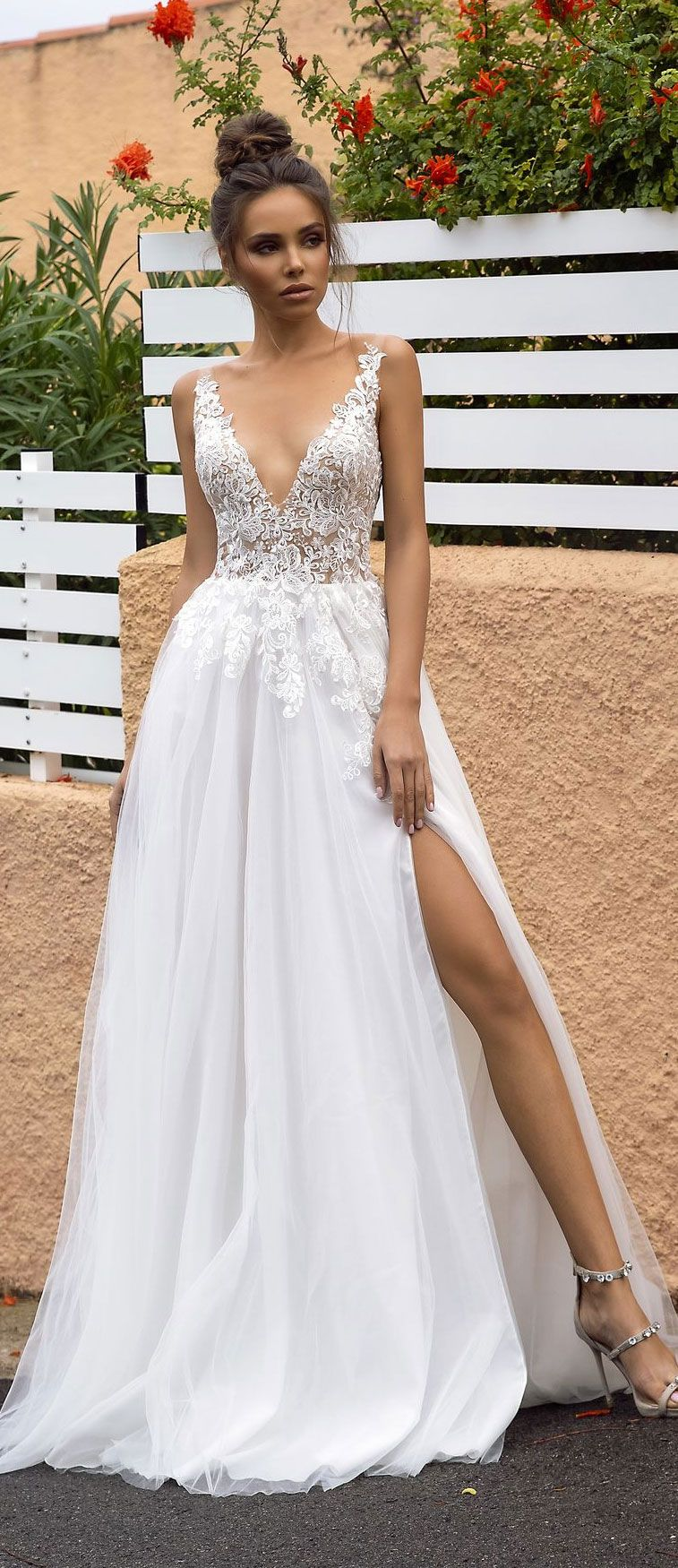 "Wedding Dress Inspiration – Tina Valerdi ""Passion by Tina"" Bridal Collection"