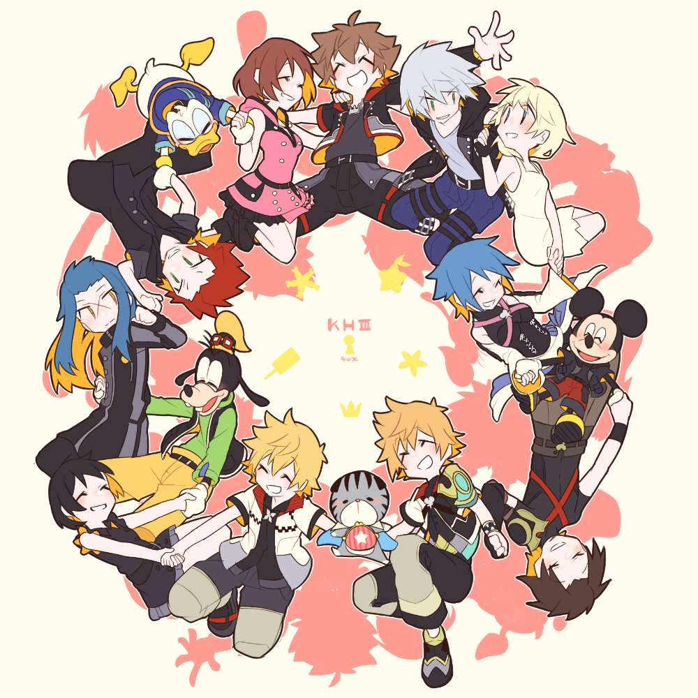Kingdom Hearts Iii Image 2501544 Zerochan Anime Image Board Kingdom Hearts Characters Kingdom Hearts Fanart Kingdom Hearts