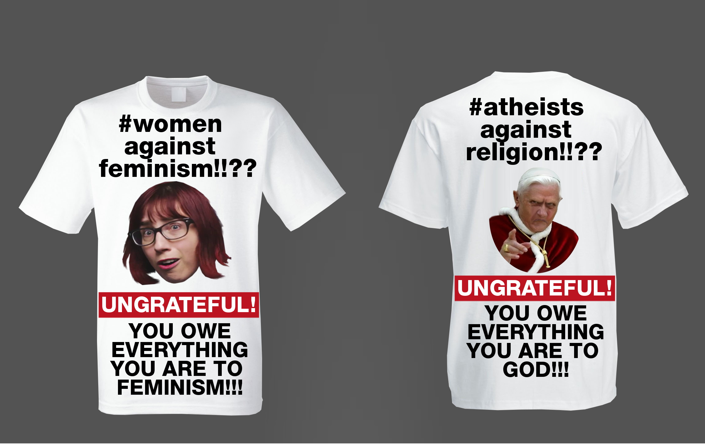 evidence that feminism is a religion twitter · months ago  evidence that feminism is a religion twitter · 11 months ago